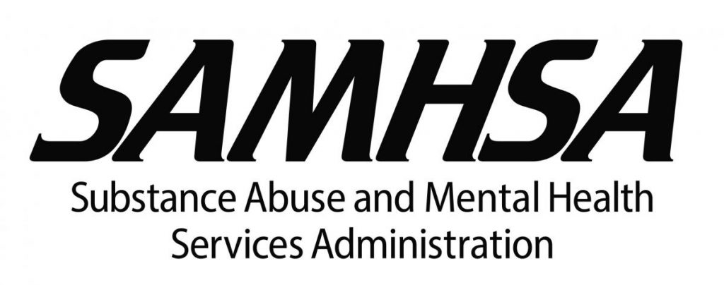 Logo of Substance Abuse and Mental Health Services Administration
